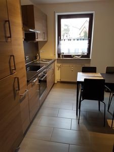 Photo for 80sqm comfortable apartment with balcony in Neustadt, near Weiden with new kitchen