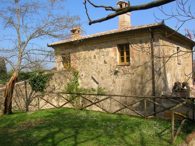 Photo for San Casciano dei bagni House with character