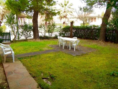 Photo for M105 - Marcelli, four-room apartment with garden 200 meters from the sea