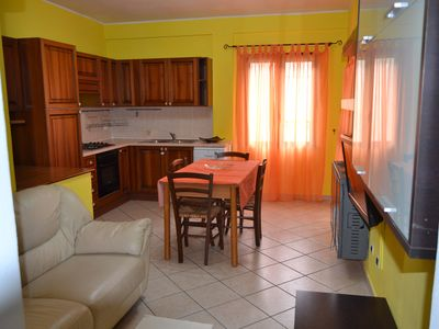 Photo for Apartment in the center with parking, very close to the sea ...