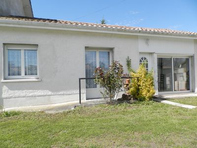 Photo for renovated house, 6 pers., WIFI, enclosed garden, parking