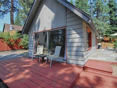 Photo for Tahoe Vista One Bedroom Cabin with Loft ~ Property #215