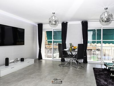 Photo for NEW LISTING - Luxury Apartment 50 Meters From the Beach with SKY TV - WIFI