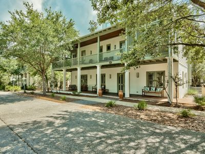 Photo for Oasis Cottage 'In Rosemary Beach!' Bikes included. Center or Rosemary