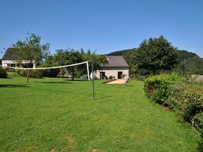 Photo for Chalet just outside Hampteau offering magnificent views across the Ourthe valley