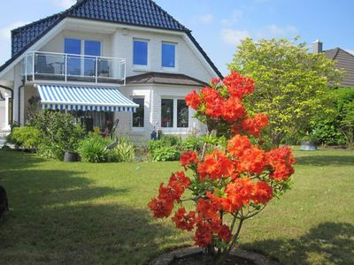 Photo for Landhaus am See Whg. 2 - Comfort apartment in the country house on the lake