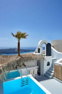 Photo for Panoramic Mansion Orny to rent in Santorini (Greece) by My Rental Homes