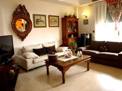 Photo for Spacious and detailed duplex beside the beach