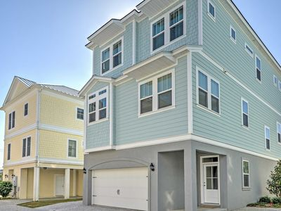 Photo for Gorgeous Myrtle Beach House - Steps from Beach!