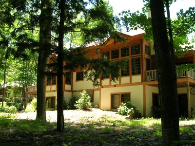 Photo for Boyne Mountain Disciples Condo only a few minute walk to Lifts, Lodge, Waterpark