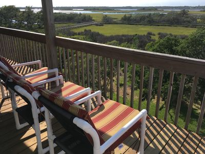 Photo for Soundfront Topsail Beach Getaway - New Listing!