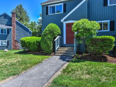 Photo for North Woodstock Condo w/ Deck Overlooking Pond!