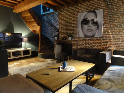 Photo for 2BR Apartment Vacation Rental in Lille, Hauts-de-France