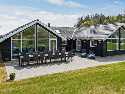 Photo for Vacation home Fjellerup Strand in Glesborg - 14 persons, 5 bedrooms