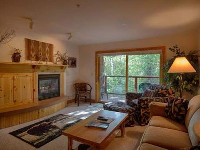 Photo for 3 bed 3 bath condo minutes away from the shuttle stop