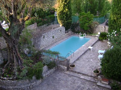 Photo for Superb Provençal bastide in Mouans-sartoux: 10 people