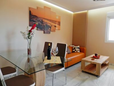 Photo for SUNNY LUXURY PENTHOUSE CARIHUELA WITH FREE WIFI AND POOL
