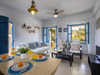 Photo for Cyprus Apartment Minutes from the Beach, Protaras Apartment 1404