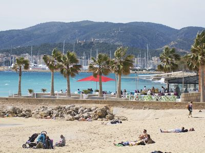 Photo for Palma Town house at 300mts to Beach