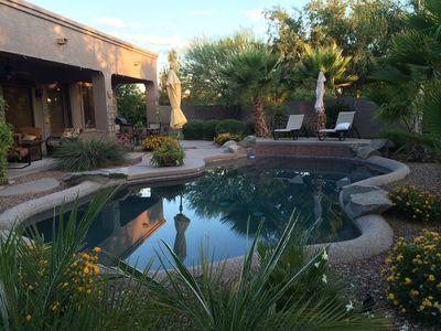 Photo for Luxury Custom Home Near Superstition Springs Golf Course w/Heated Pool