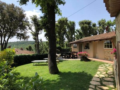Photo for Holiday house Gambassi Terme for 6 persons with 3 bedrooms - Holiday house