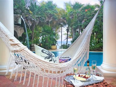 hammock with a view book owner direct hacienda kass luxury villa vrbo