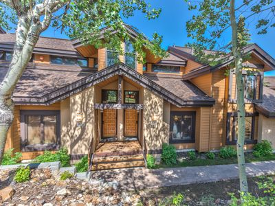 Photo for Beautiful Deer Valley Silver Lake Area Townhome - Great for All Seasons!