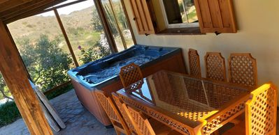 Photo for Rural accommodation La Reina with jacuzzi.