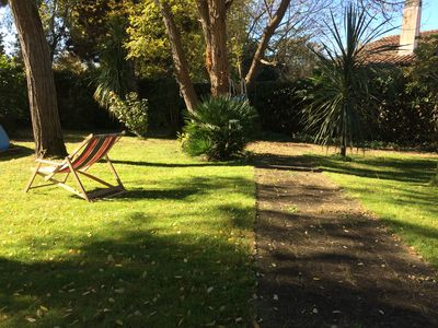 Photo for Nice single storey holiday home with large garden
