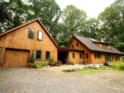 Photo for Gorgeous, Tranquil, Custom Built Eco-Friendly Home In Ideal Location