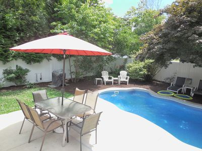 Photo for Serene Escape in South Rehoboth - Private Pool + Pet Friendly