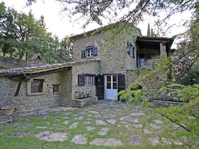 Photo for Villa in Il Castagno with 2 bedrooms sleeps 6