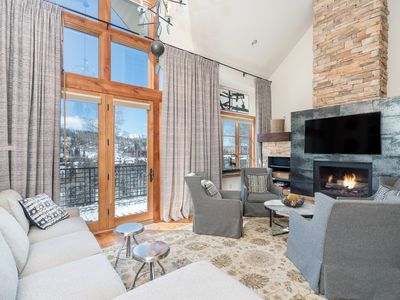Photo for All New 4 Bed/4.5 Bath Luxury Town Home - Ski-In/Out