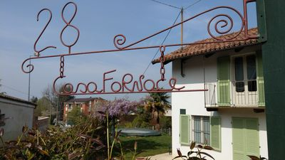 Photo for House in La Morra, in the heart of the Langhe, just 12 minutes walk from the town center