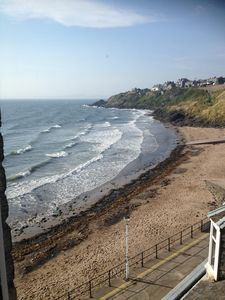 Photo for Beautiful Seafront 2 bed apartment in Fife, Scotland
