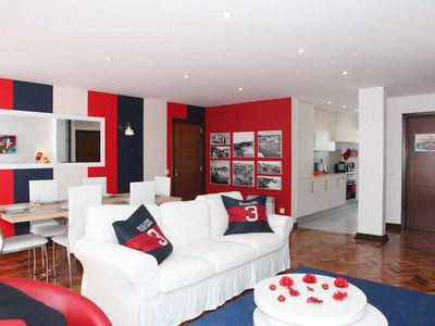Photo for Fashionable & Modern Apartment, Cascais center