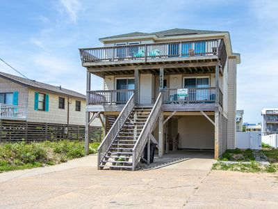 Photo for Beachside Paradise with Pool and Hot Tub, just 20 steps to the beach