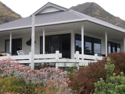 Photo for PAUA POINT with beautiful beach viewsover Reserve. Close to beach. Wifi and Sky