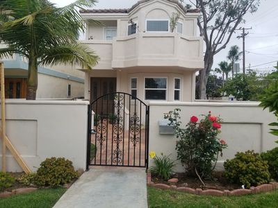 Photo for Beautifully renovated, spacious home walking distance to beach, restaurants.