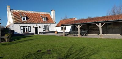 Photo for Uniquely situated, rural, detached holiday home in Damme near Bruges