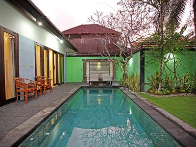 Photo for Book 1 Pedroom Pool Villa In Central Seminyak, Staff service