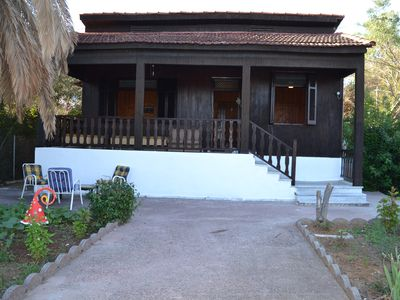 Photo for Rustic country house 30 km from Thessaloniki