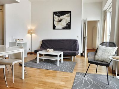 Photo for Opera 201 apartment in Brussels Centre with WiFi & lift.