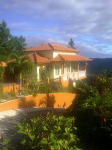 Photo for Spectacular Ocean And Mountain Views @ Villa Bowes