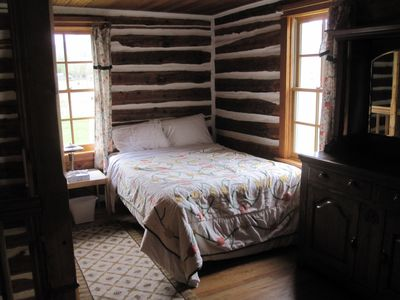 Historic 2 Story Hand Hewn Log Cabin Next To Vrbo