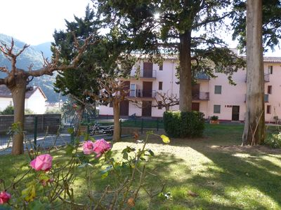 Photo for 1BR Apartment Vacation Rental in Amélie-Les-Bains-Palalda, Occitanie