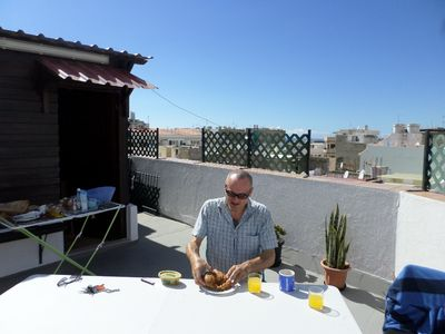 Photo for 2 bedroom apartment in a small Spanish town in the south of Gran Canaria
