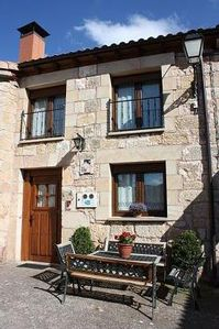 Photo for Self catering La Cabaña de Mozoncillo for 10 people