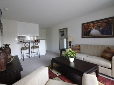 Photo for Cozy and Cute, 1 Bed, 1 Bath Sleeps 4