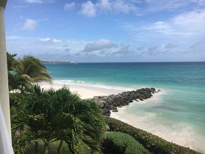 Photo for Beautifully Appointed 3BR Beach Front Condo